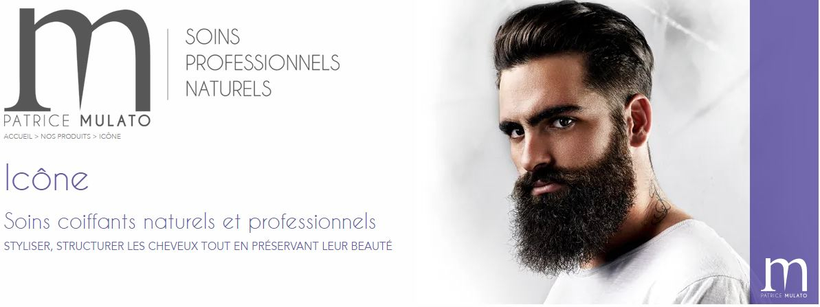 ICONE - Soins coiffants naturels et professionnels
