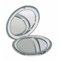 Miroir Vanity Pocket rond grossissant X 5