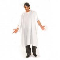 Peignoir sans manches Blanc