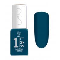 VERNIS 3EN1 1-LAK 5ML LAQUE CYAN BLUE