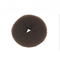 Hair Bun Brun 9 cm