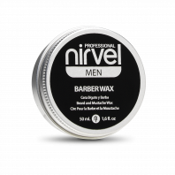CIRE BARBE NIRVEL FIXATION DOUCE 50ML