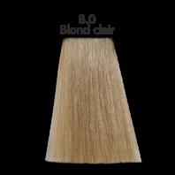 COLOR ONE FONDAMENTALE 8.0 BLOND CLAIR 100ML