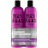 SET DUO DUMB BLOND 2x750ML - SHAMPOOING & APRES SHAMPOOING