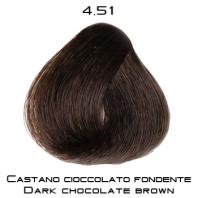 COLOREVO 4.51 CHATAIN CHOCOLAT FONDU