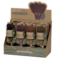 PRESENTOIR 12 PIECES BROSSE BIOFRIENDLY - COULEURS MIXTES