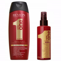 KIT SOIN COMPLET REVLON UNIQ ONE