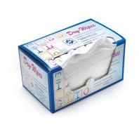 Tissu cosmétique professionnel jetable 40pcs